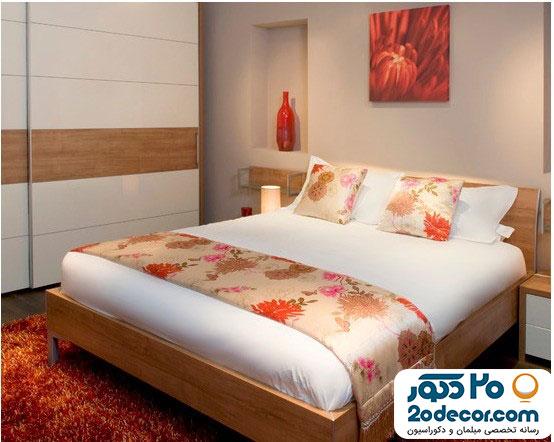 مدل کمد اتاق خواب