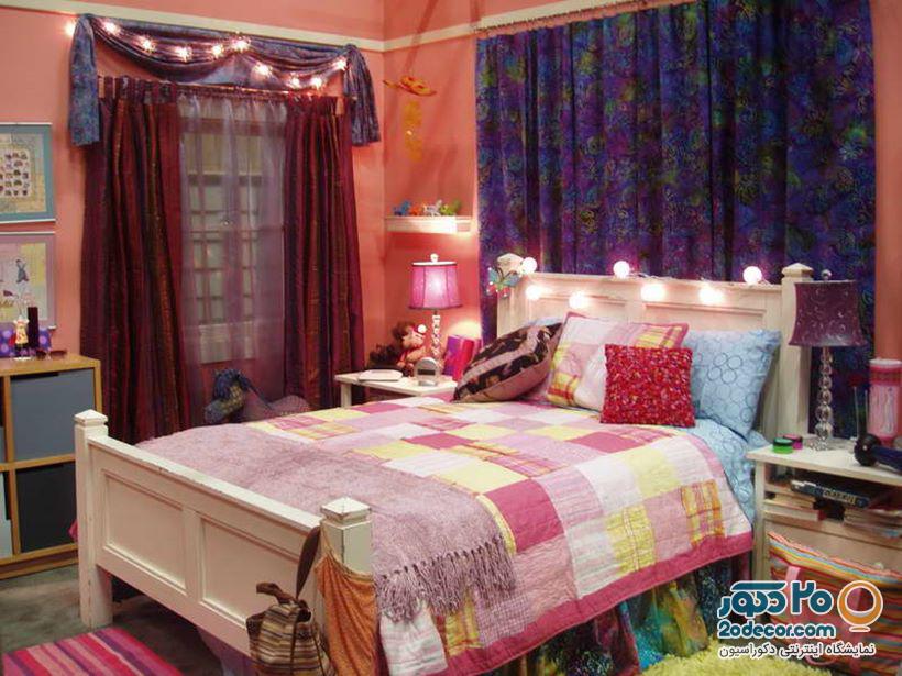 طراحی اتاق خواب