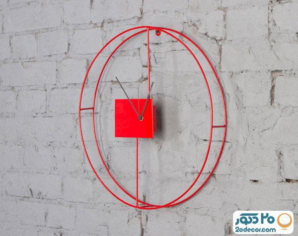 دکوراسیون لوکس با بکارگیری ساعت