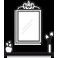 آینه و جاشمعی
