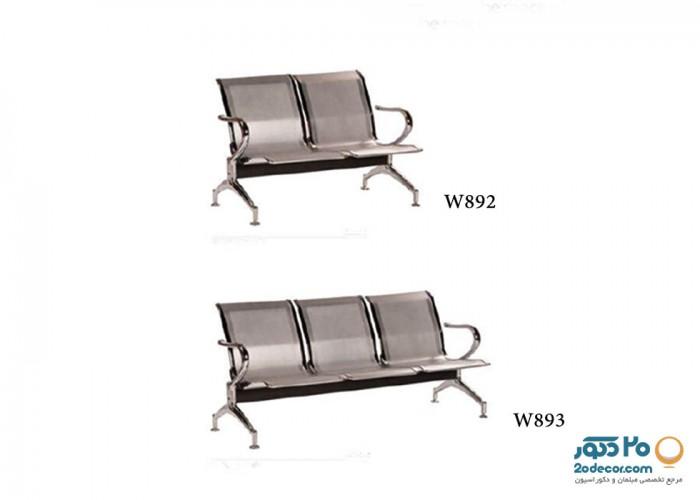 صندلی فرودگاهی آکاژو