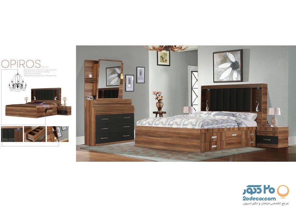 سرویس خواب آرنیکا مدل اپیروس