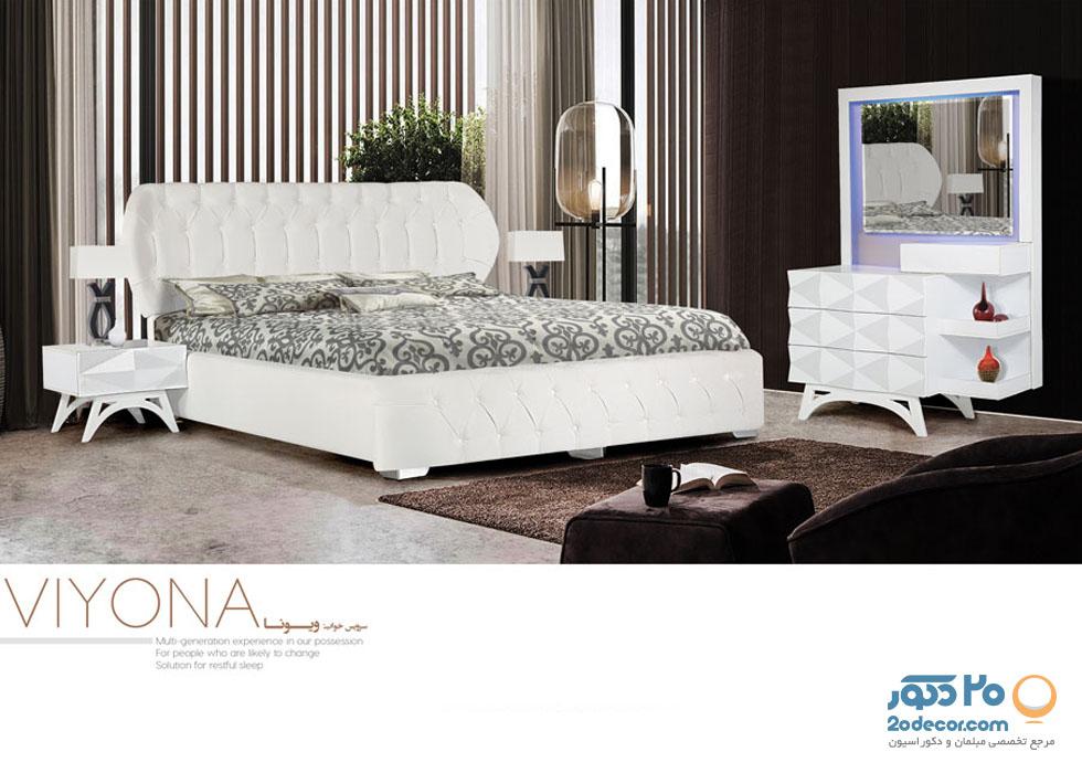 سرویس خواب آرنیکا مدل ویونا