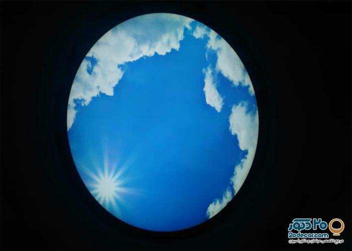 آسمان مجازی آوین مدل A038