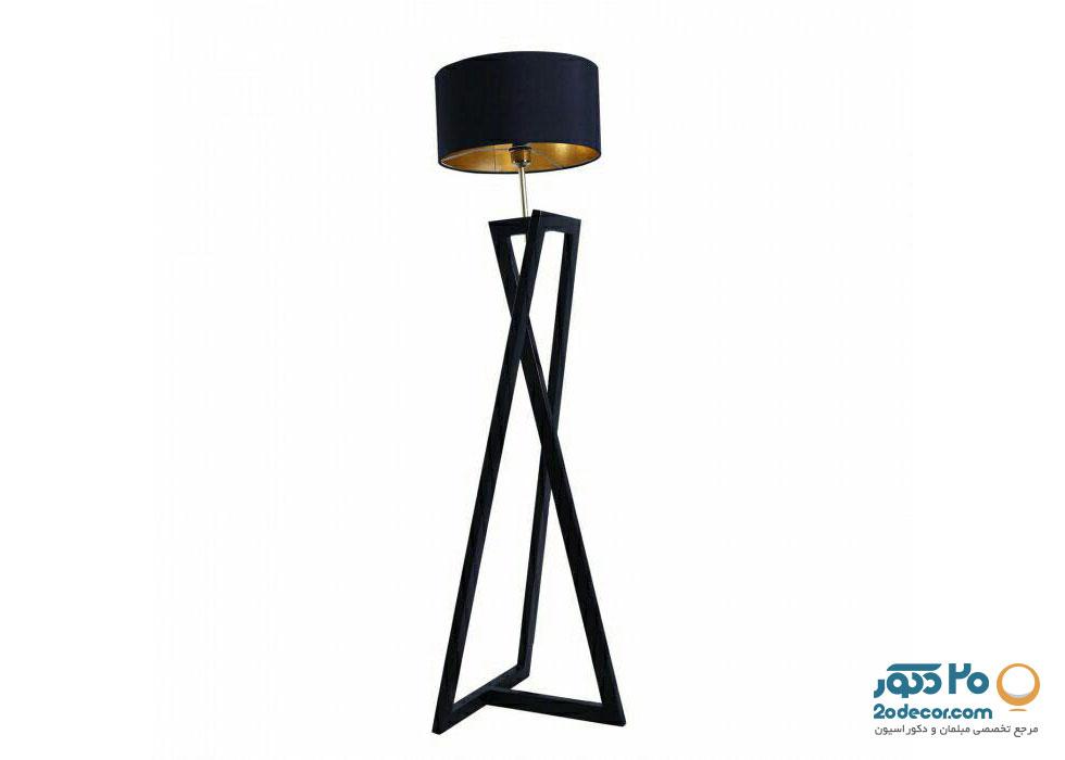 آباژور پایه بلند آیازدکور مدل W026