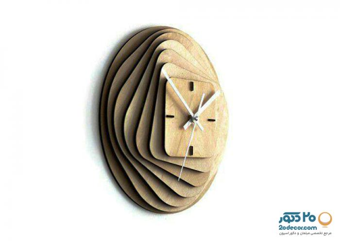 ساعت دیواری آیاز دکور مدل C003