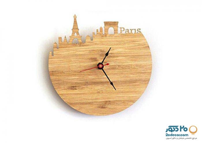 ساعت دیواری آیاز دکور مدل C016