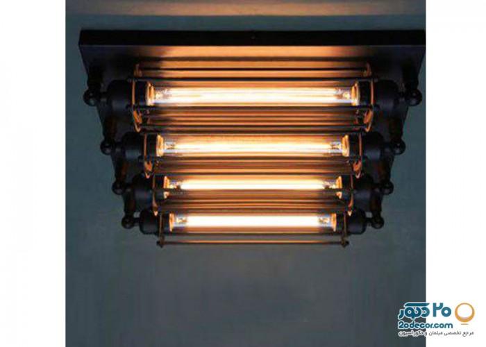 چراغ سقفی دکوراتیو مدل BLCLVL 0440 .TB