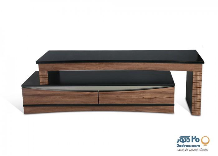 میز ال سی دی آنیت مدل 410 منحنی