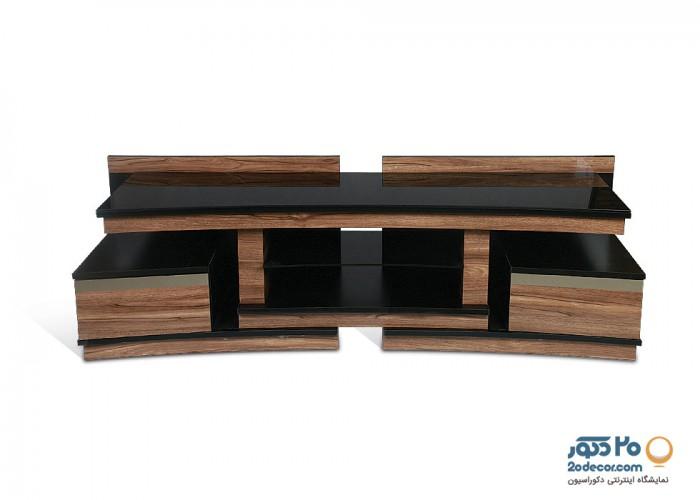 میز ال سی دی آنیت مدل 427 منحنی سه تیکه