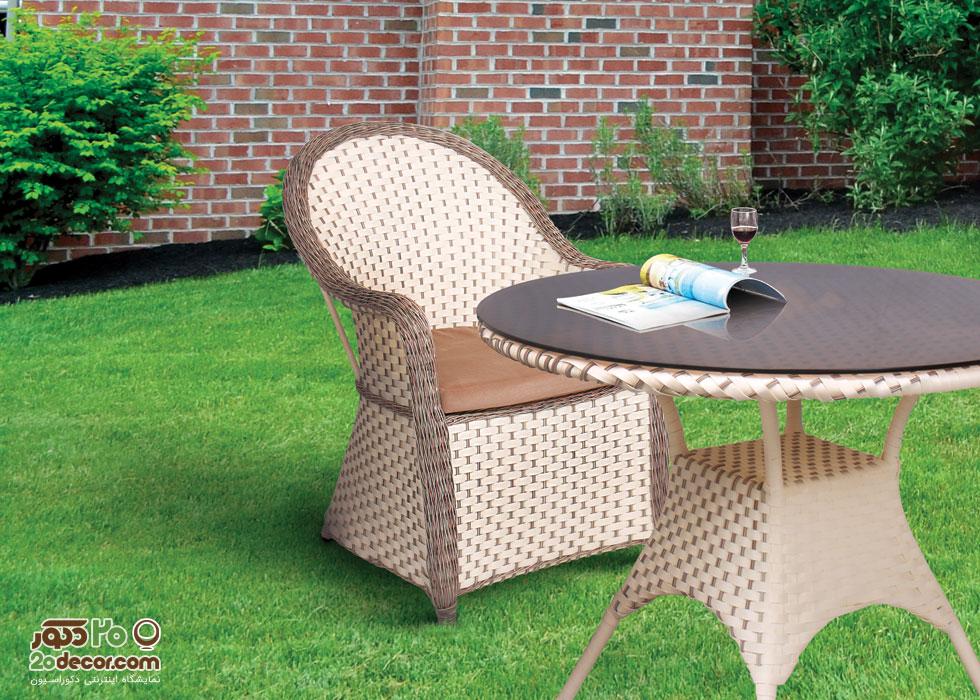 مبلمان باغ کوهبر kohbar-chair-5