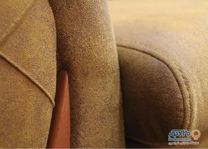 مبلمان راحتی مدل ساندر شرکت لمکو
