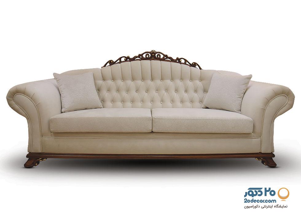 مبل کلاسیک مدل گیلوا شرکت لمکو