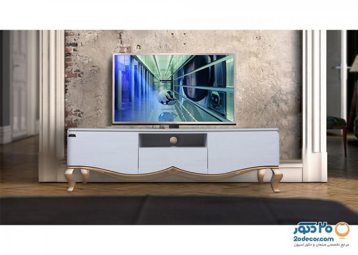 میز تلویزیون کرال استند مدل SI-140/160