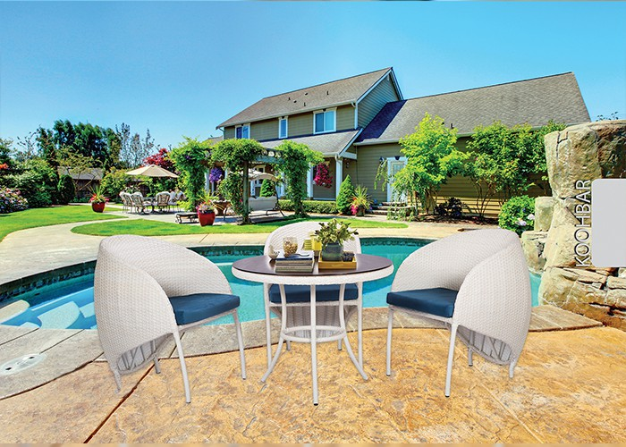 میز و صندلی باغ کوهبر کد 146