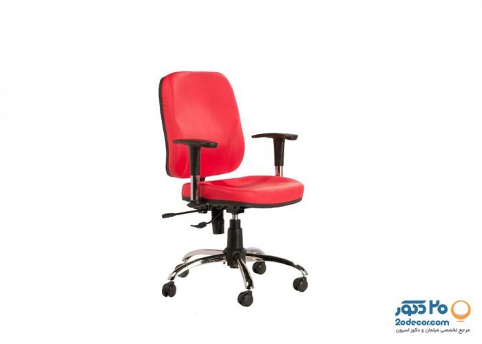 صندلی کارمندی نیک صنعت مدل N_K520