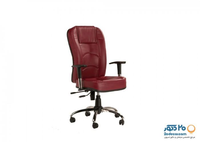 صندلی کارمندی نیک صنعت مدل N_K2040