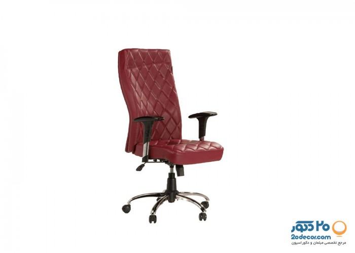 صندلی کارمندی نیک صنعت مدل N_K805