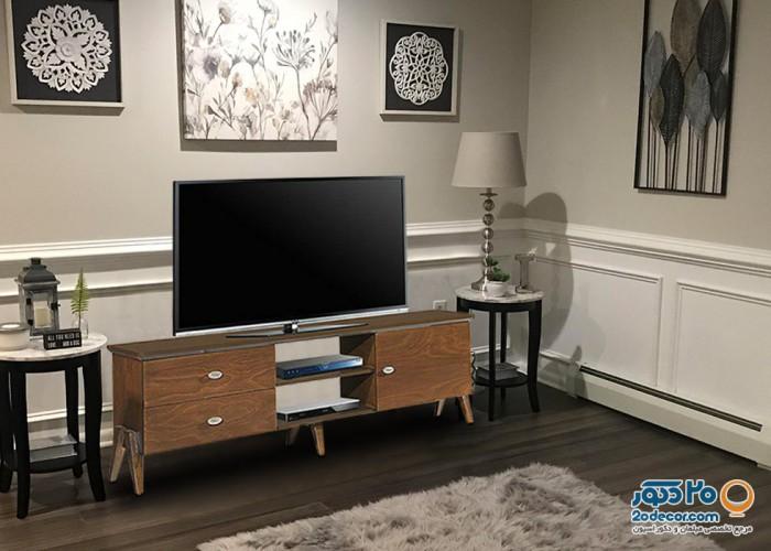 میز تلویزیون پراک مدل آپادیت