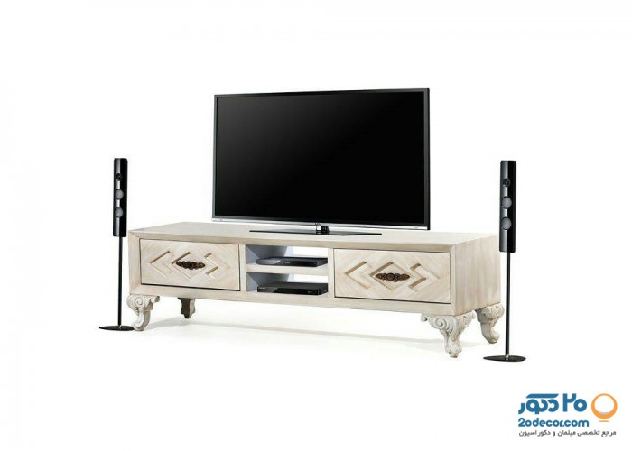 میز تلویزیون پراک مدل اونیکس