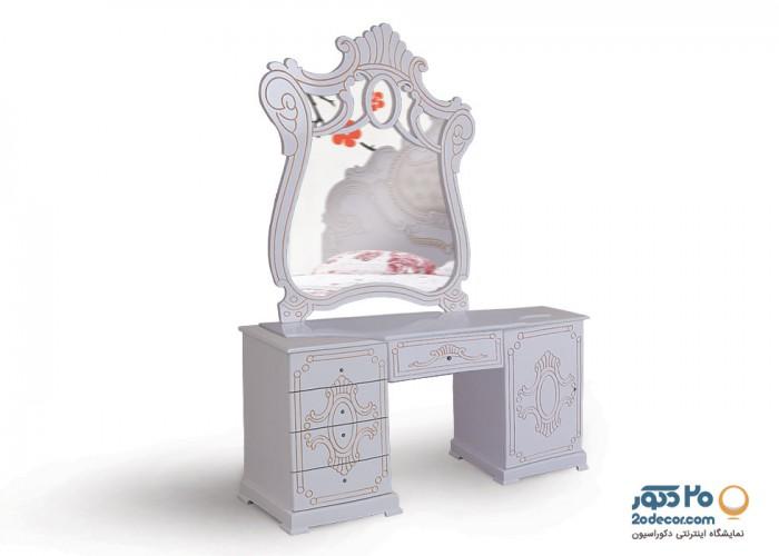 سرویس خواب ام دی اف امام پور مدل امپراطور