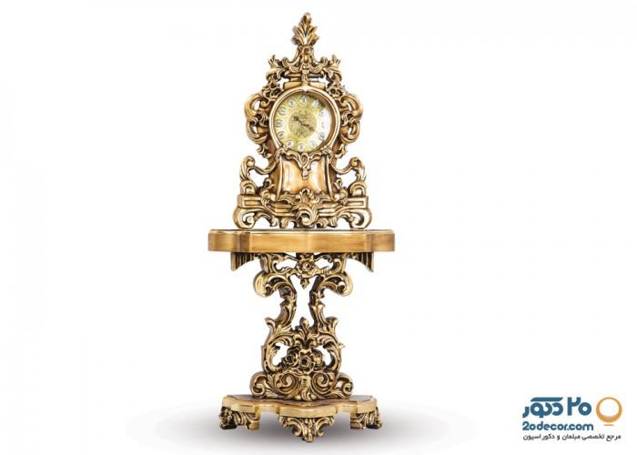 ساعت کنسولی مدل روسی تولیدی قنبری
