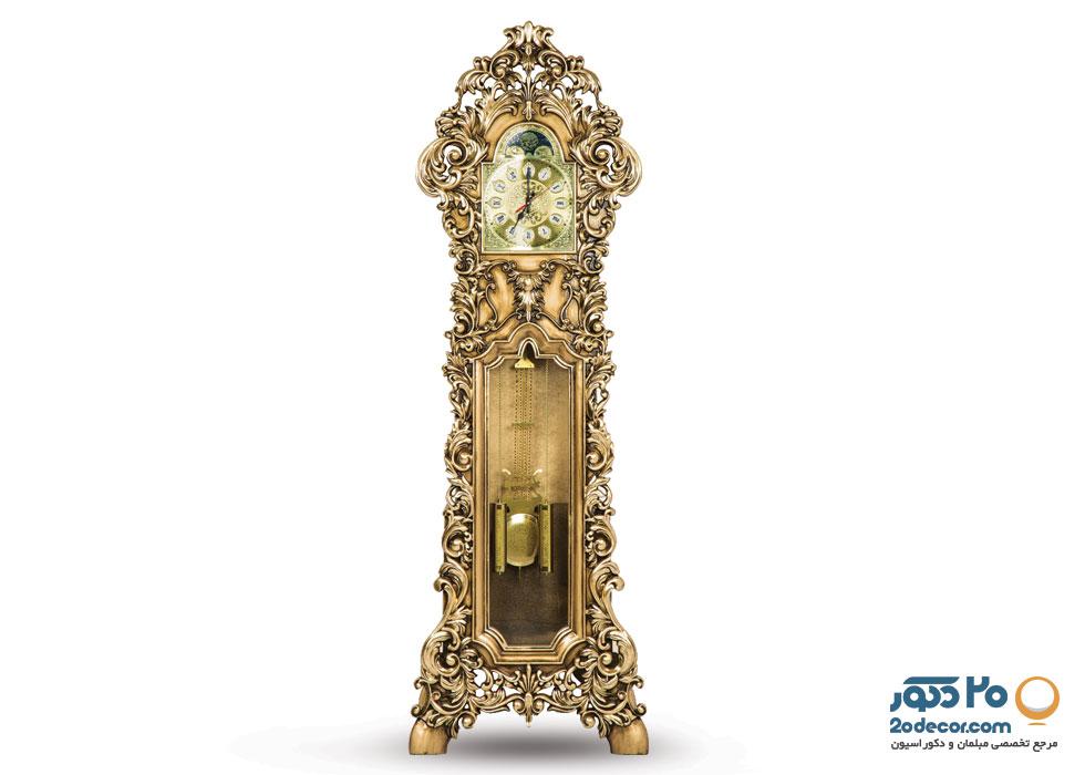 ساعت ایستاده مدل پرنس تولیدی قنبری