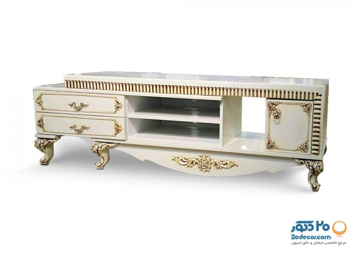 میز تلویزیون کاکتوس مدل 208 رنگی