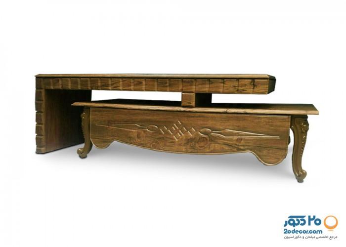 میز تلویزیون کاکتوس مدل 913 وکیوم