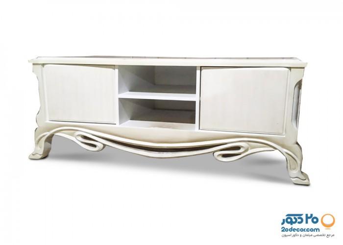 میز تلویزیون کاکتوس مدل لبخند