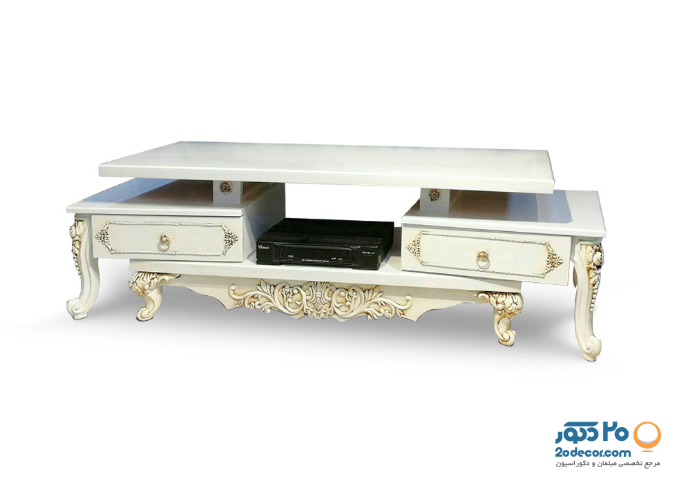 میز تلویزیون کاکتوس مدل 204 رنگی
