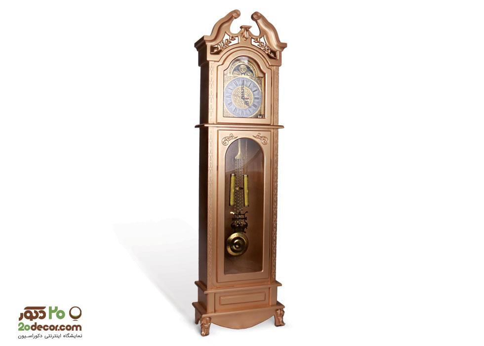 ساعت ایستاده ملودی دار تایم  مدل شاخدار