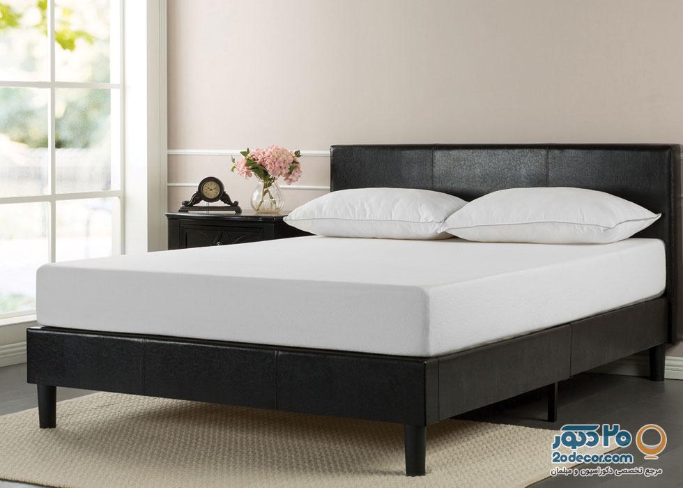 تخت خواب خارجی لاوانی مدل اسپیراس