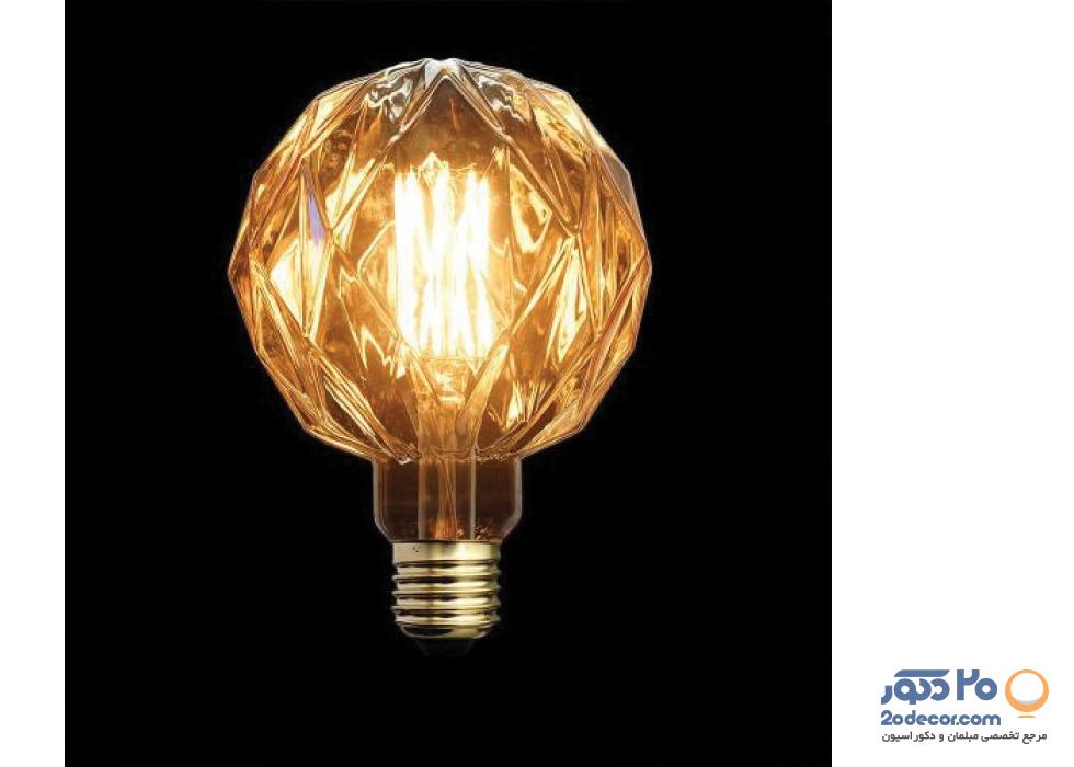 لامپ ادیسون مدل BLG 150 SIDELONG TEA COLOR بالب لاندن