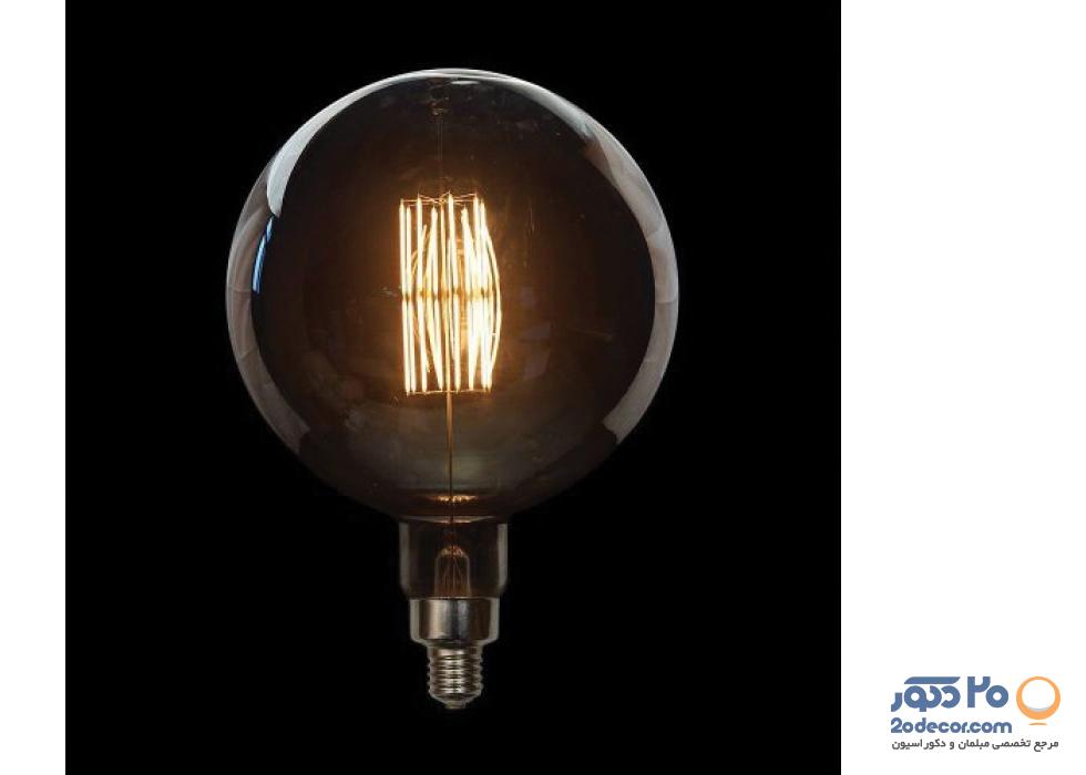 لامپ ادیسون مدل خطی BLG 300 TEA COLOR 10W بالب لاندن