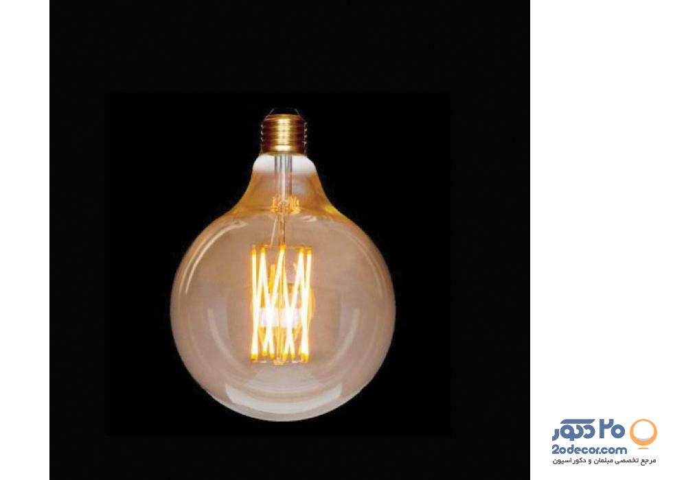 لامپ ادیسون XLARGE GLOBE 8W بالب لاندن