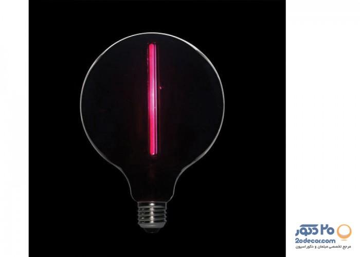 لامپ ادیسون مدل XLARGE GLOBE BLACK 8W بالب لاندن