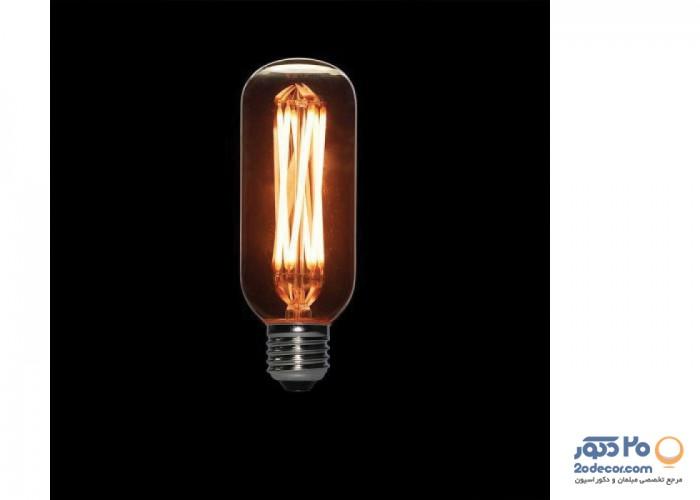 لامپ ادیسون مدل SMALL TUBE VERTICAL 6W LIGHT GREY بالب لاندن