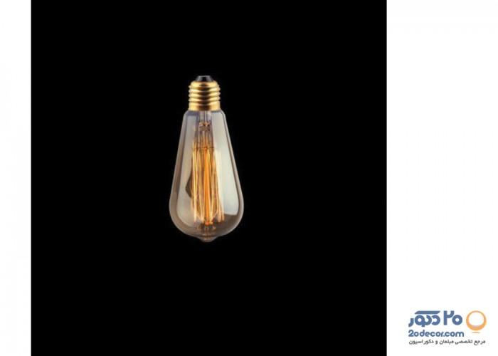 لامپ ادیسون مدل PEAR 40W بالب لاندن