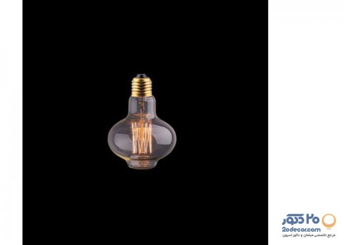 لامپ ادیسون مدل LANTER 40W بالب لاندن