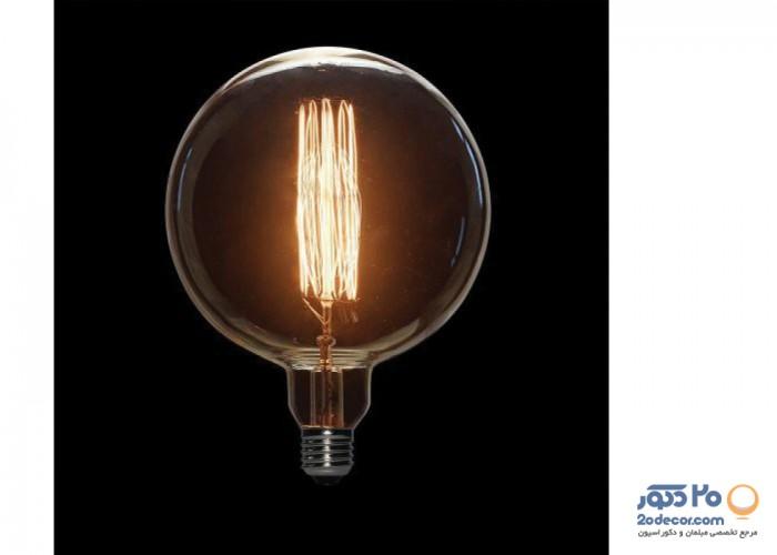 لامپ ادیسون مدل GIANT GLOBE VERTICAL 50W بالب لاندن