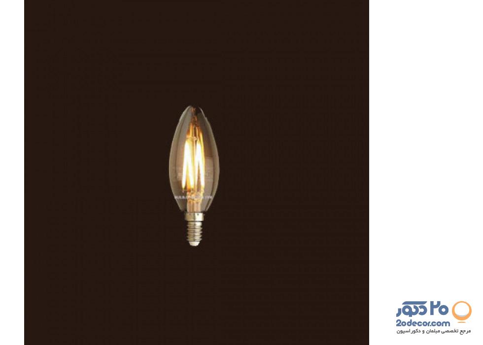 لامپ ادیسون مدل CANDLE 4W LED بالب لاندن
