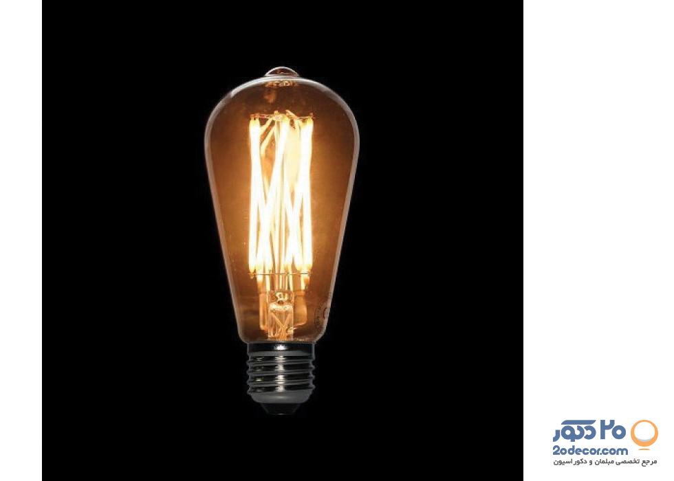 لامپ ادیسون مدل BLST 64 SIDELONG 6W بالب لاندن