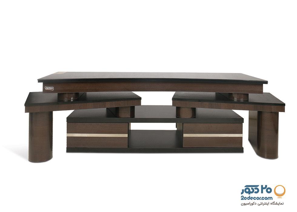 میز ال سی دی کاکتوس مدل چهارتیکه ودورو