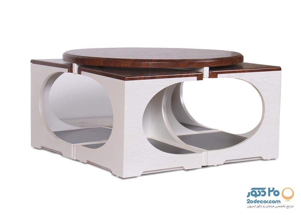 میز  جلو مبلی کایزن مدل پرشیا