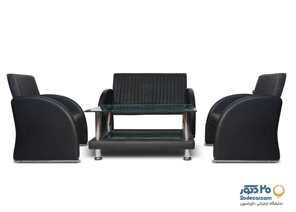 مبلمان اداری ثمین صنعت مدل 14003