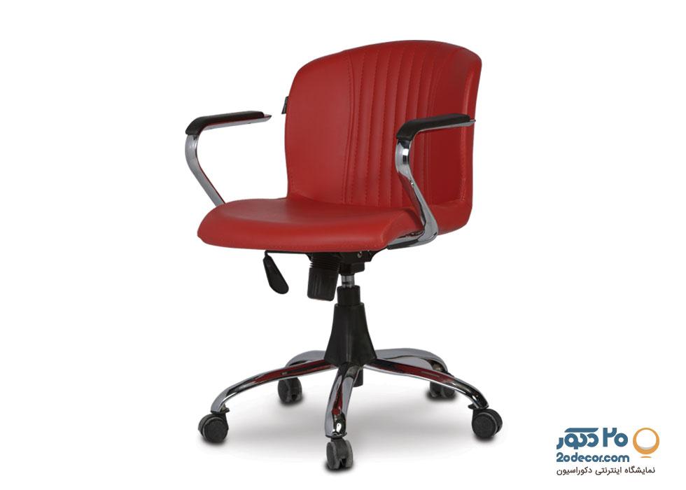 صندلی کارمندی ثمین صنعت مدل 12001