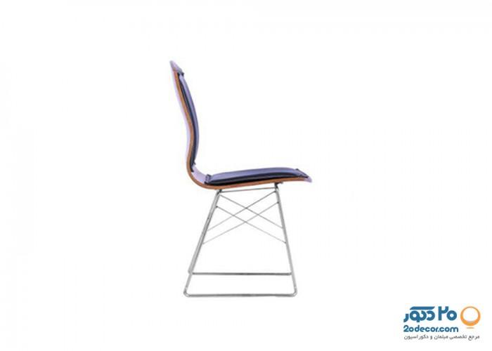 صندلی ناهار خوری ثمین صنعت مدل ونیس کد6004