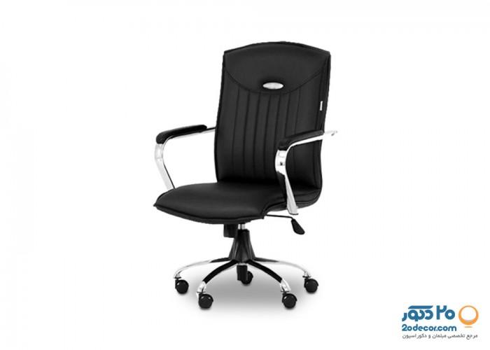 صندلی کارمندی ثمین صنعت مدل دینا کد 2001
