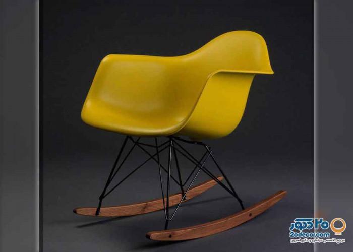 صندلی چند منظوره استیل هامون مدل ایزی پایه راک